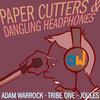 Paper Cutters & Dangling Headphones Cover Art