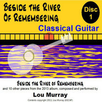Beside the River of Remembering, Album #1 cover art