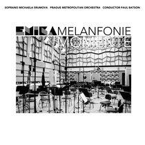 Melanfonie Momente cover art
