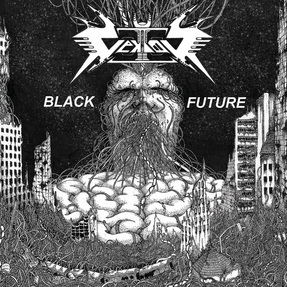 Black Future | Vektor