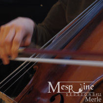 Merle live@Mespotine-Sessions 11 cover art