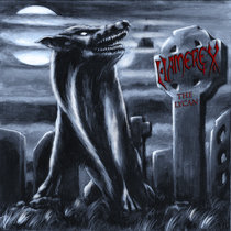 The Lycan E.P. cover art
