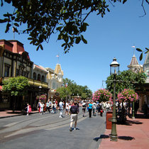 Album: Live Walk Through Walt Disney World cover art