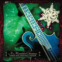 A Mandolin Christmas cover art