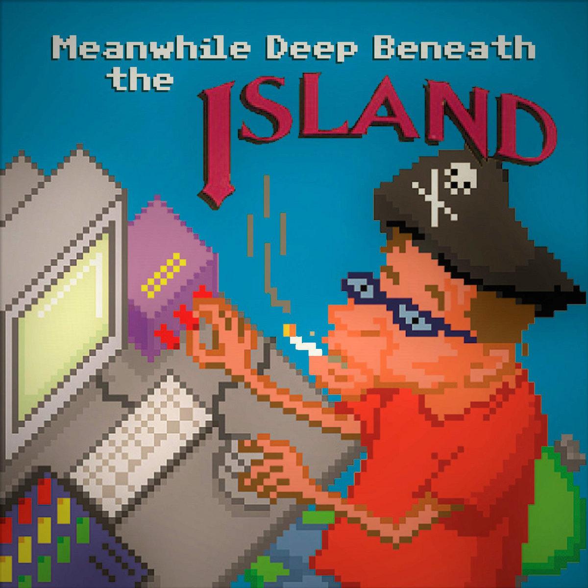 Jahtari – Meanwhile Deep Beneath the Island