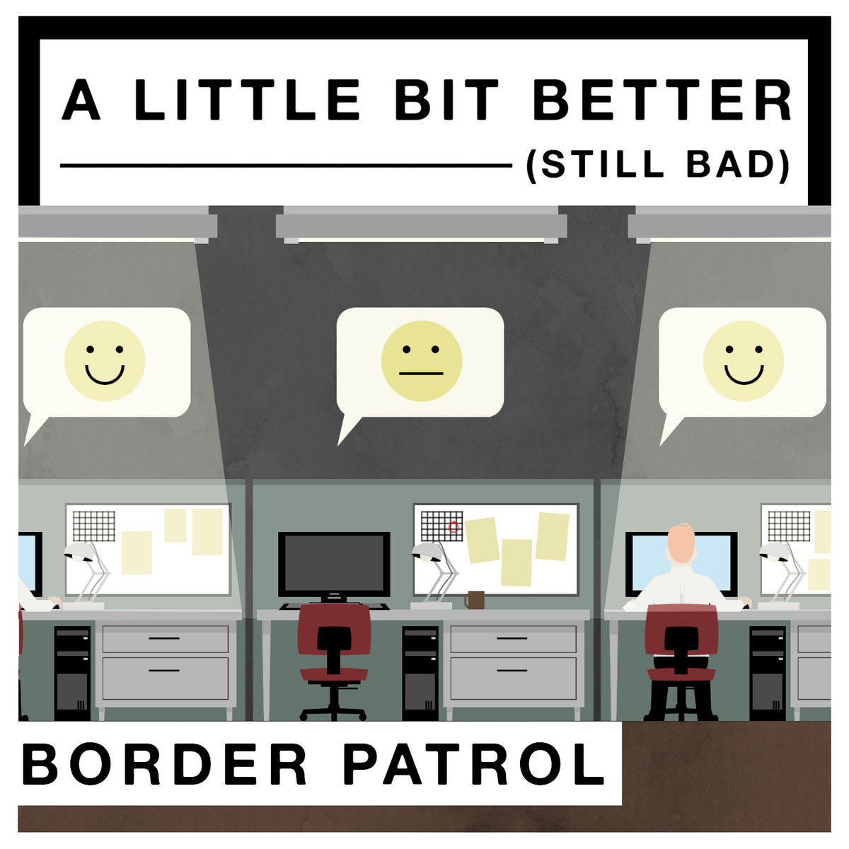 By Border Patrol