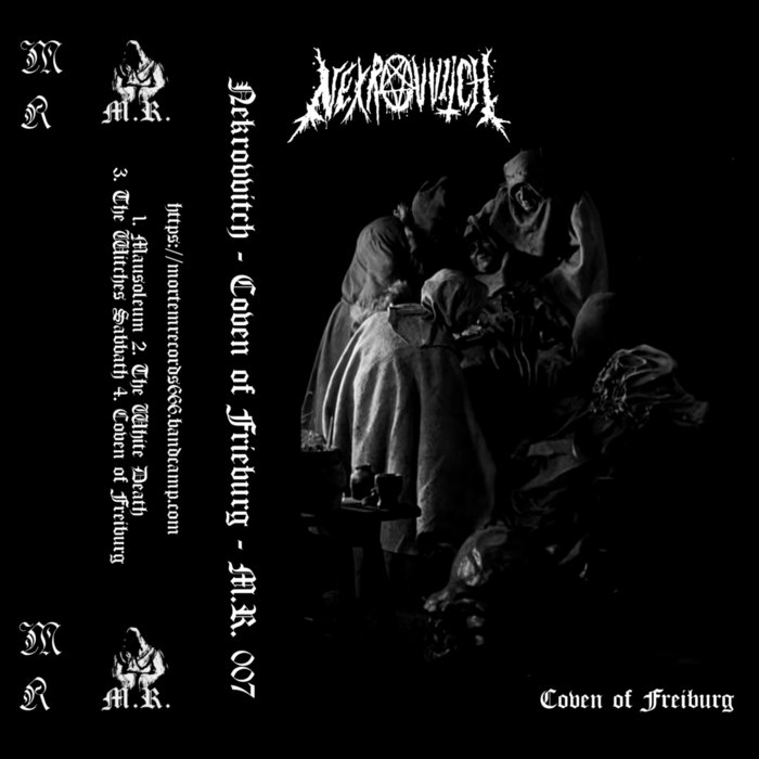 Nekrovvitch - Coven of Freiburg [US, Black / Death] (2019