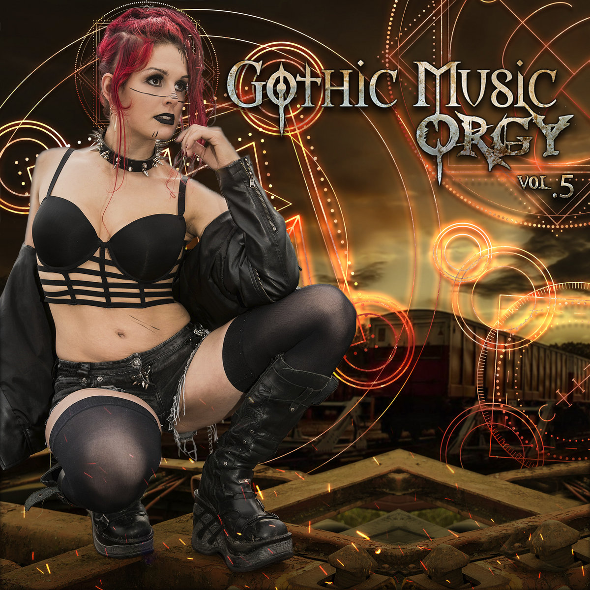 From Gothic Music Orgy Vol 5 By Various Artists