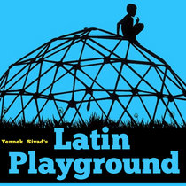 Latin Playground (Single Track) cover art