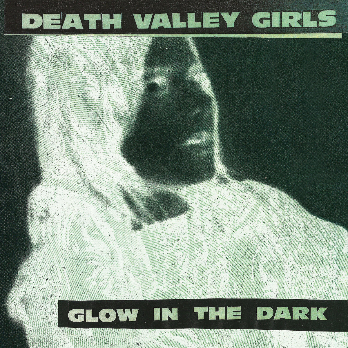 glow in the dark burger records