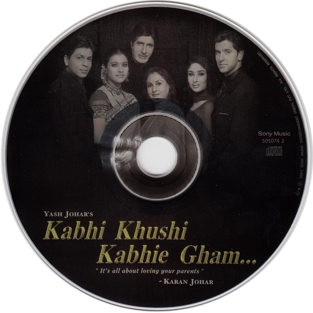 Kabhi khushi kabhie gham hindi film songs download