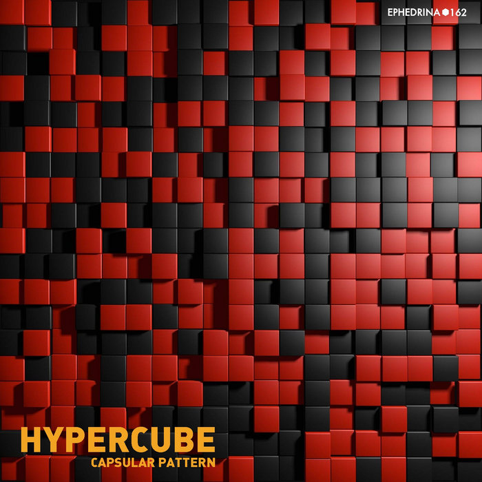 Capsular Pattern Hypercube Adorable Capsular Pattern