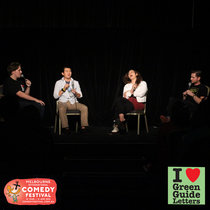 Ep 067 : LIVE! Charlie Pickering, Libbi Gorr & Ronny Chieng love the 11/04/13 Letters cover art