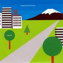 (Strange Life Records SLR032) Amiga Railroad Adventures cover art