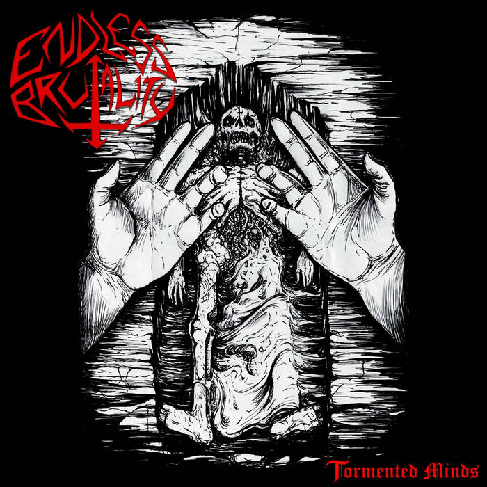 Tormented Minds cover art