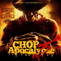 Chop Apocalypse 3 cover art