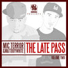THE LATE PASS VOL 2 Cover Art