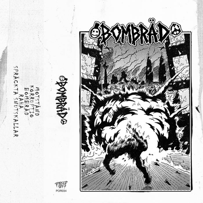 BOMBRÄD – 5 songs Demo
