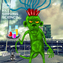 Serving Science cover art