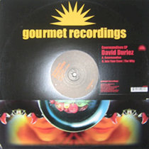 David Duriez - Gourmandise (Keep Me Satisfied) [2020 Remastered Edition] cover art