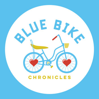 The Blue Bike Chronicles by Karen K and the Jitterbugs