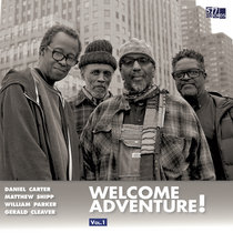 Welcome Adventure! Vol. 1 cover art