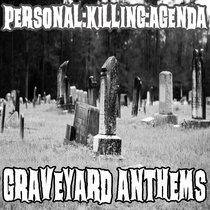 GRAVEYARD ANTHEMS cover art