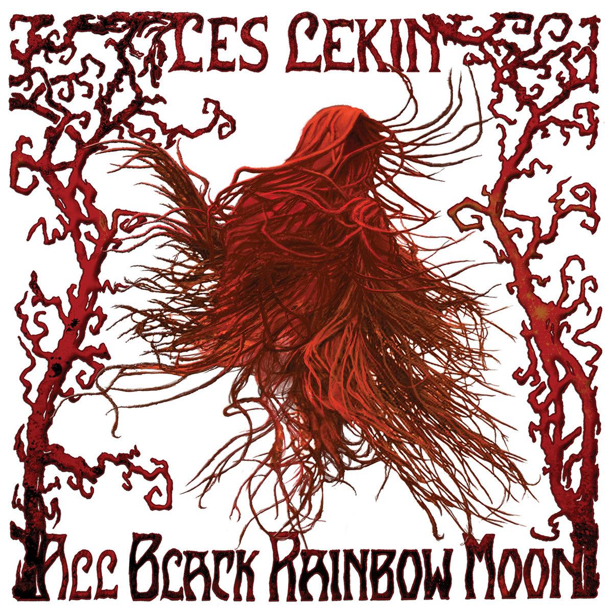 All Black Rainbow Moon | Les Lekin