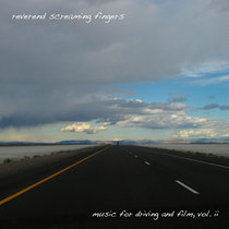 Music for Driving and Film, vol. II cover art