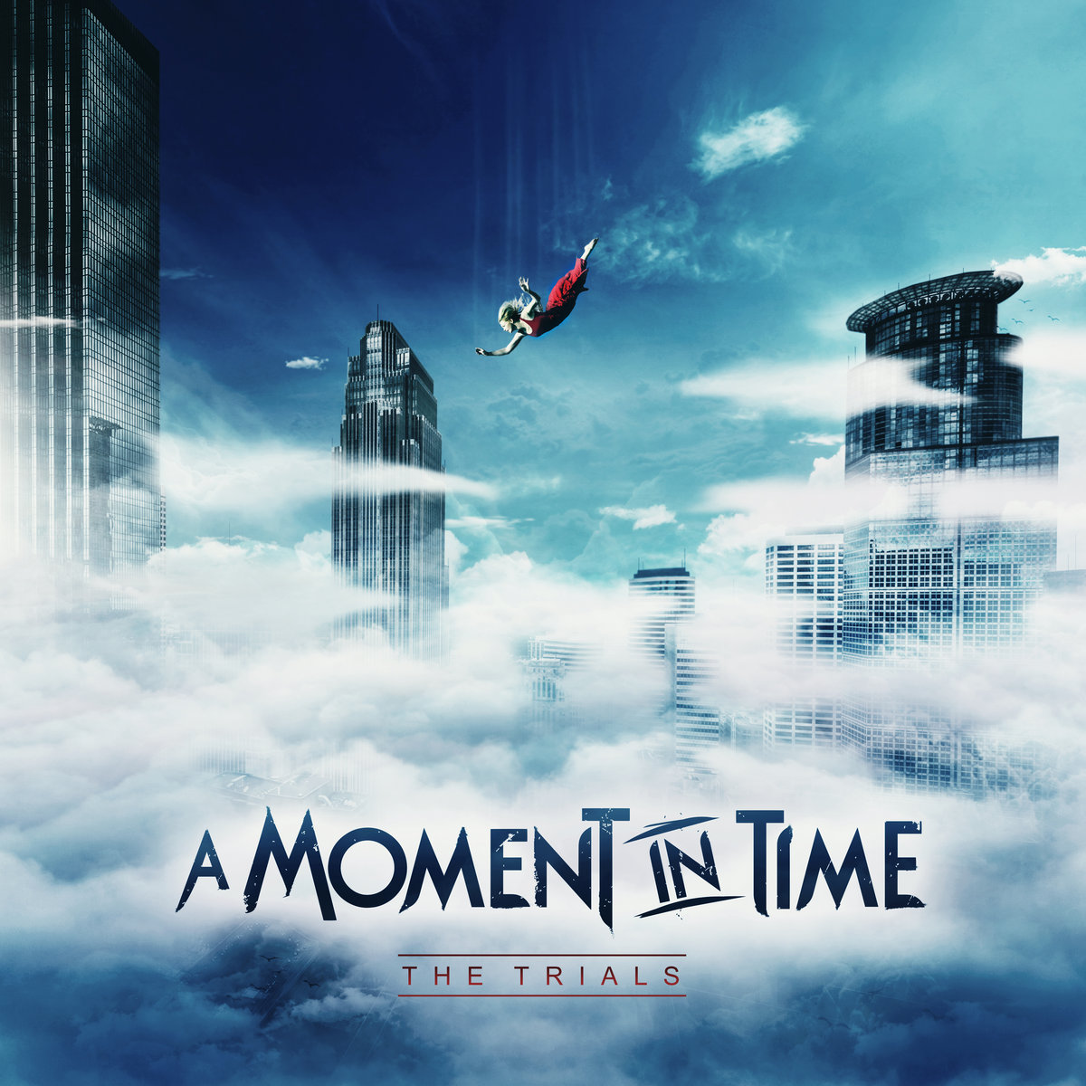 A Moment In Time - The Trials [EP] (2017)