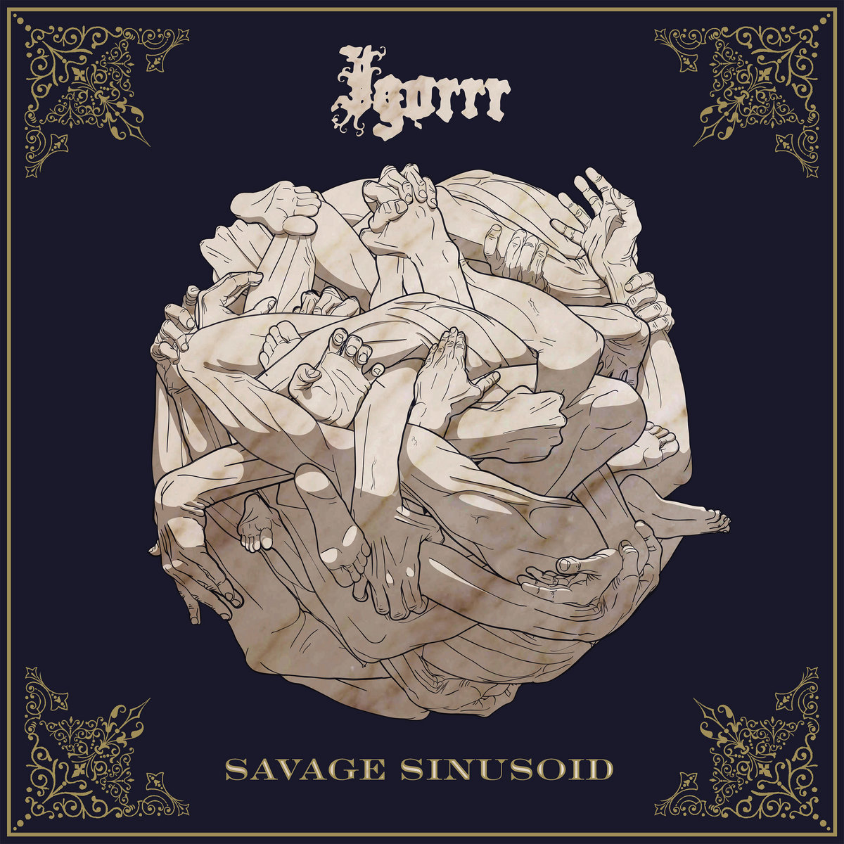 Image result for igorrr savage sinusoid