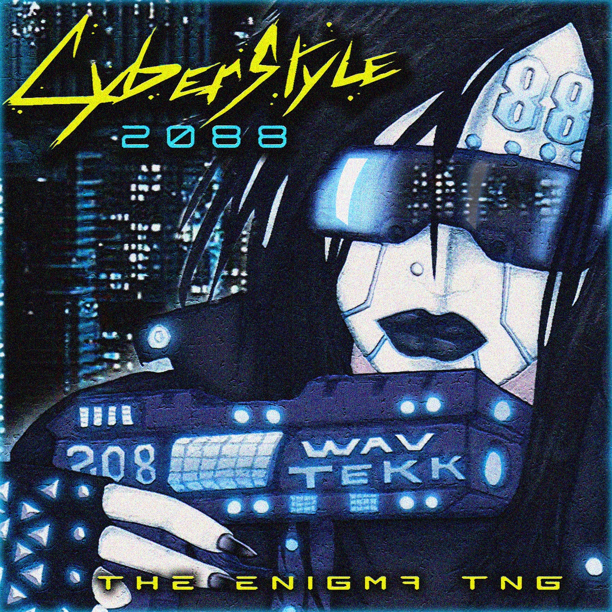 Cyberstyle 2088 | The Enigma TNG