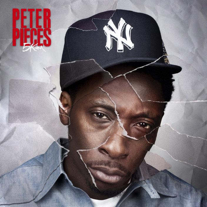 Cover Pete Rock & CL Smooth - Ghettos of the Mind (5kiem Remix)