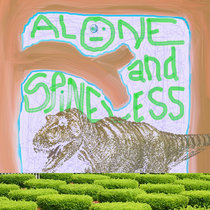 Alone and Spineless cover art