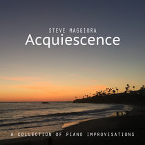 Acquiescence: A Collection of Piano Improvisations cover art