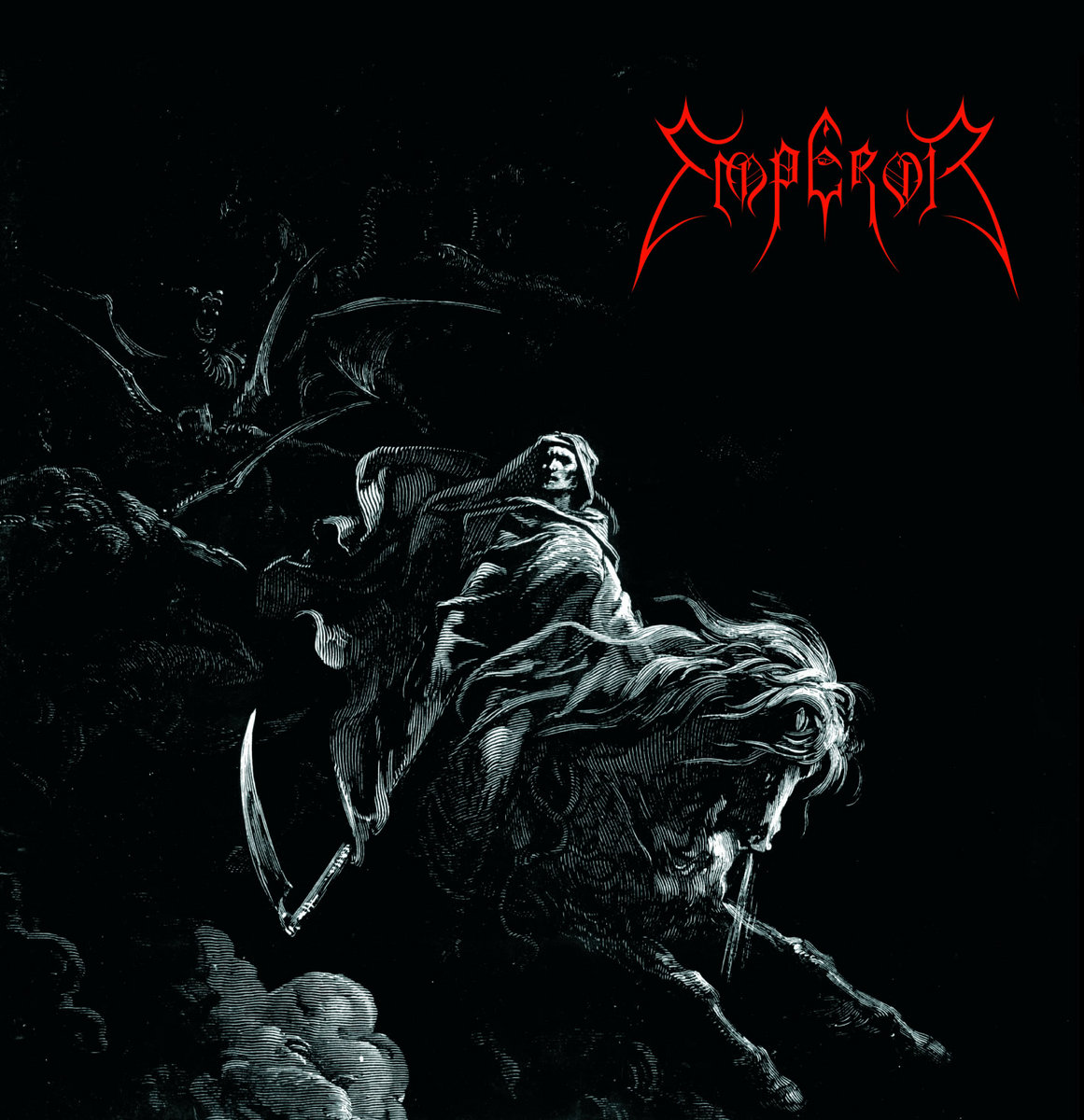 wrath of the tyrant emperor candlelight records uk