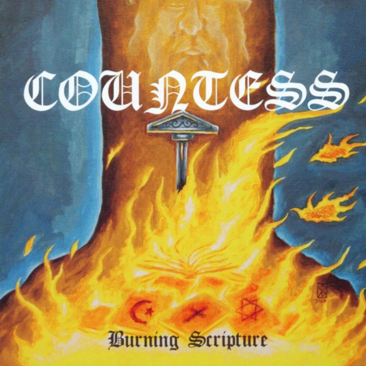 Burning Scripture | Countess