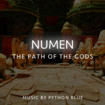 Numen - The Path of the Gods (OST) cover art