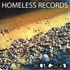 HOMELESS RECORDS Cover Art