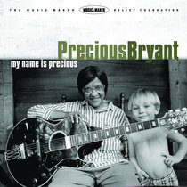 My Name Is Precious cover art