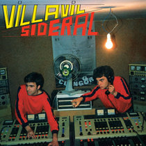 Sideral cover art