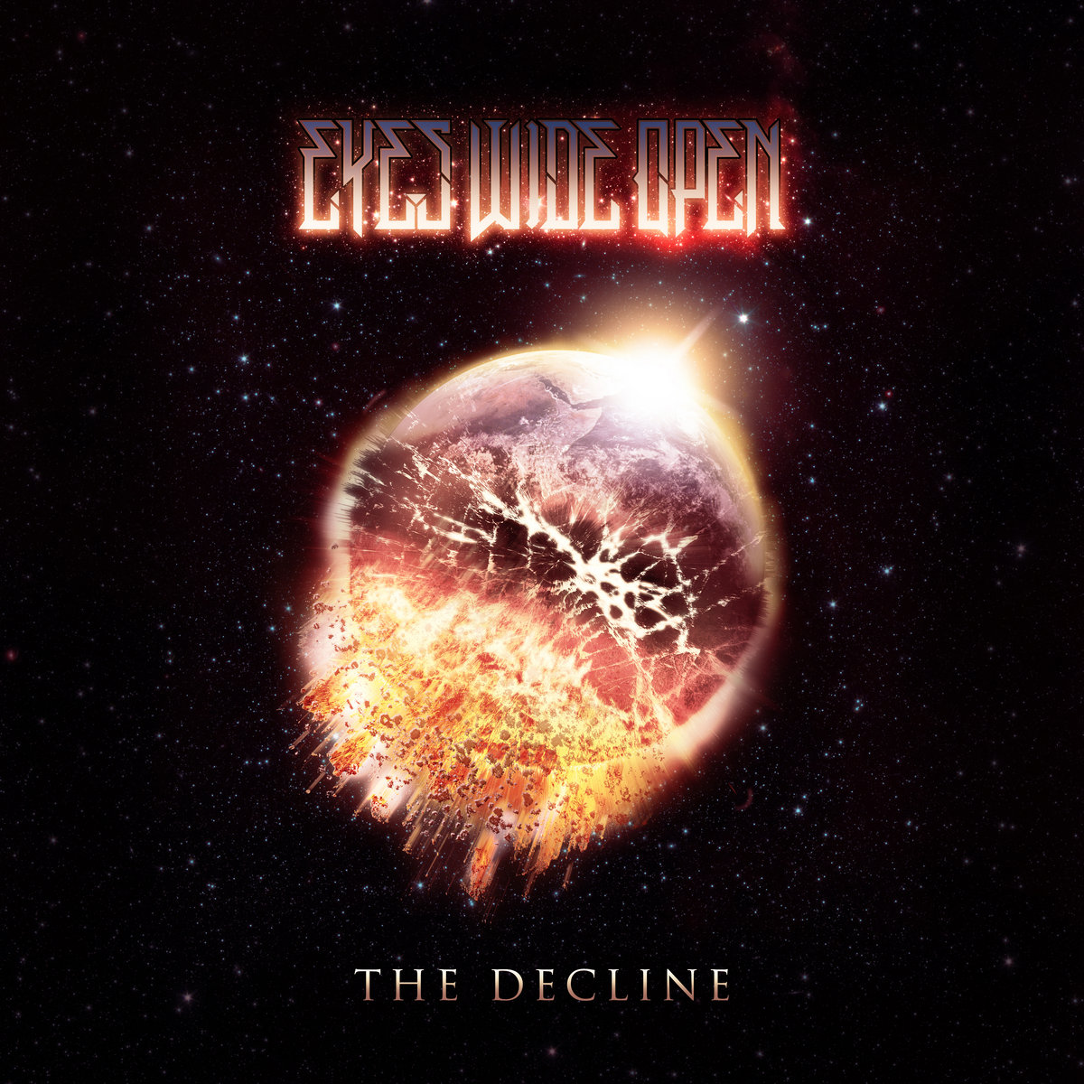 Eyes Wide Open - The Decline [EP] (2017)