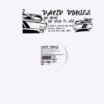 David Duriez - The More The Pitch Is Wild (including Llorca Remix) - Apricot Records (1997) cover art