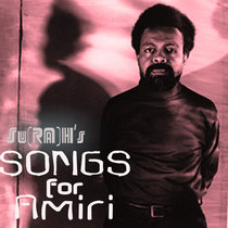 SuRAH's Songs for Amiri cover art