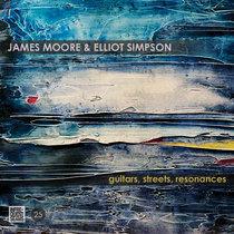 guitars, streets, resonances cover art
