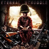 "Eternal Struggle - ""Year of the Gun"" cover art"