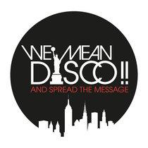 THE JACKSONS - Dancing Machine (WeMeanDisco!! EDM REwork) cover art