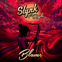 Blame feat. Q'Alia cover art