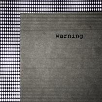 Warning cover art
