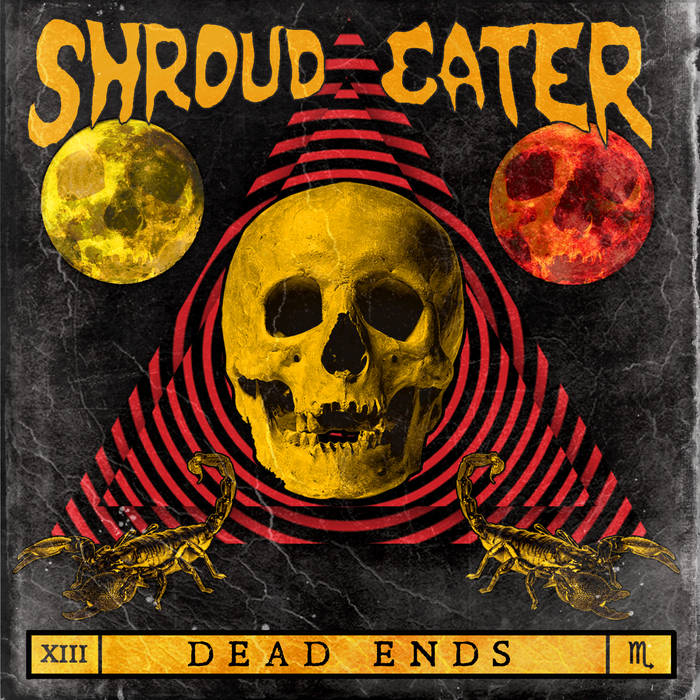 DEAD ENDS cover art